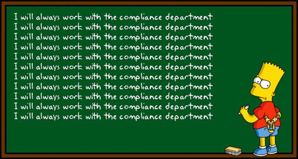 collaboration avec les services juridiques, la compliance, et demain le DPO