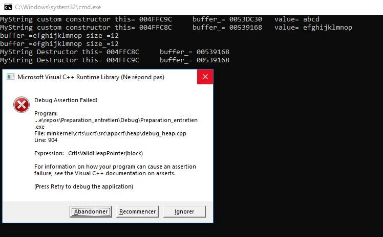 À la redécouverte du C++ : && et std::move - Blog Invivoo