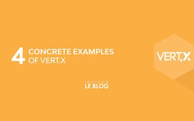 4 concrete examples of Vert.x