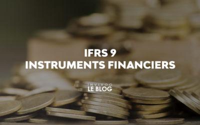 IFRS 9 – Instruments financiers