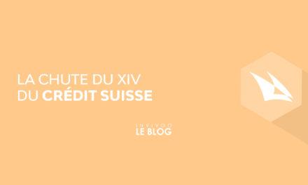 La chute du XIV du Crédit Suisse