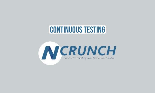 Continuous Testing avec NCrunch : comment l'utiliser