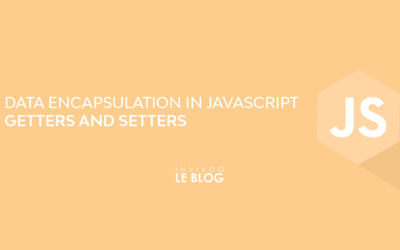 Data encapsulation in JavaScript: getters and setters