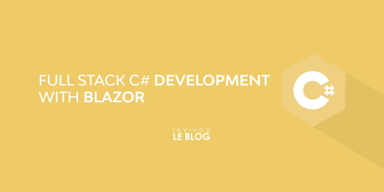 Full Stack C# Development with Blazor