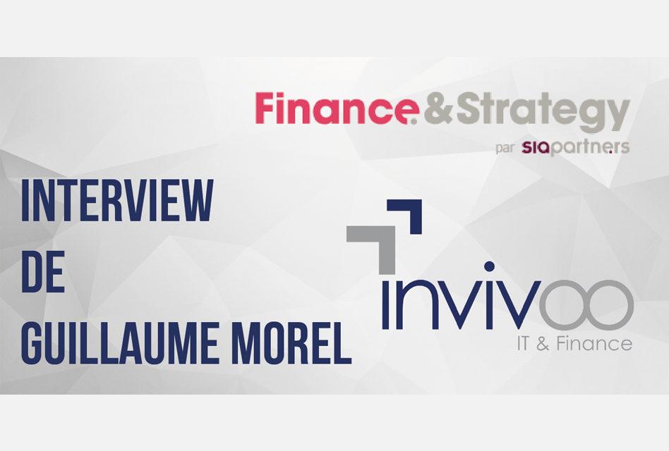 Interview de Guillaume MOREL, Président de INVIVOO par SIA Partners
