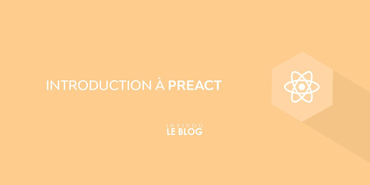 Introduction à Preact