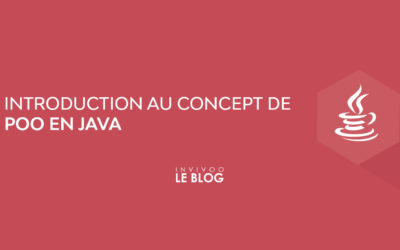 Introduction au concept de POO en Java