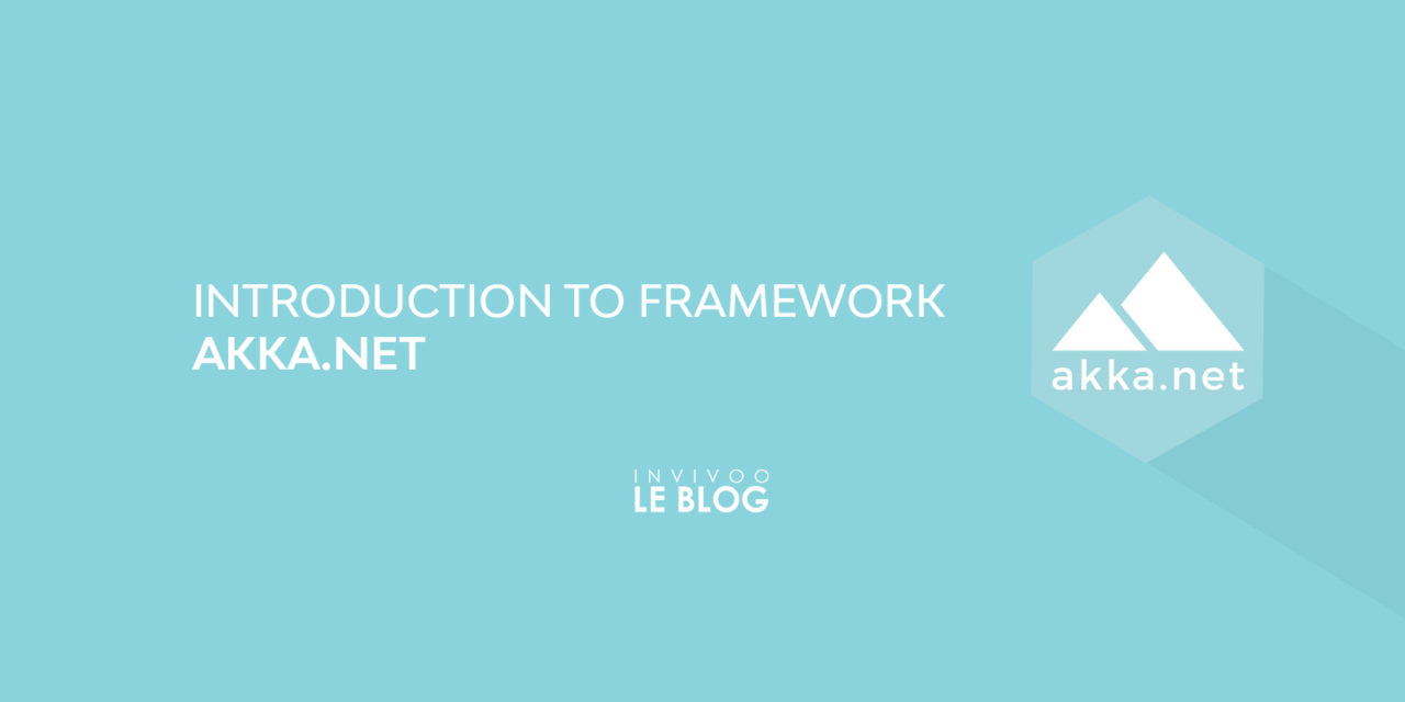 Introduction to Akka.NET framework
