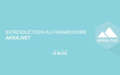 Introduction to Akka.NET framework