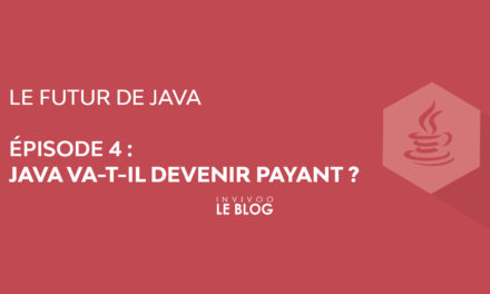 Java va-t-il devenir payant ?