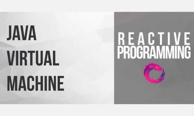 La programmation réactive dans une JVM près de chez vous !