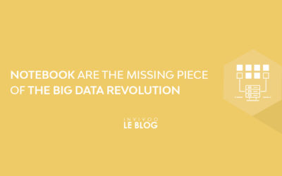 Notebooks are The Missing Piece of the Big Data Revolution