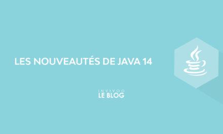 Les nouveautés de Java 14