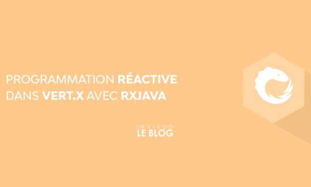 Programmation réactive dans Vert.x avec RxJava