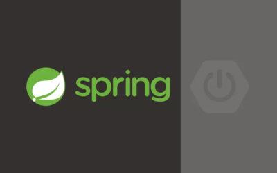 Développement RAD avec Spring Boot – Partie 2