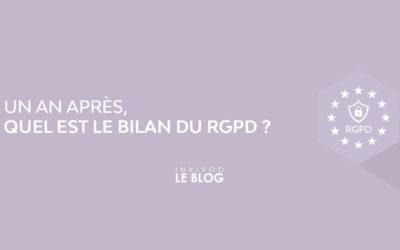 Un an après, quel est le bilan du RGPD ?