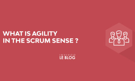 What is agility in the scrum sense?