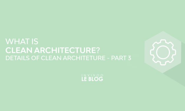 Details of Clean Architecture – Part III